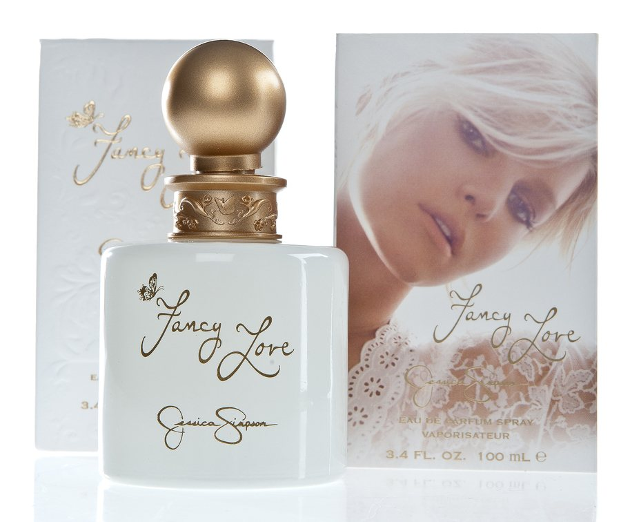 Jessica Simpson Fancy Love Eau De Parfum For Henne 100ml