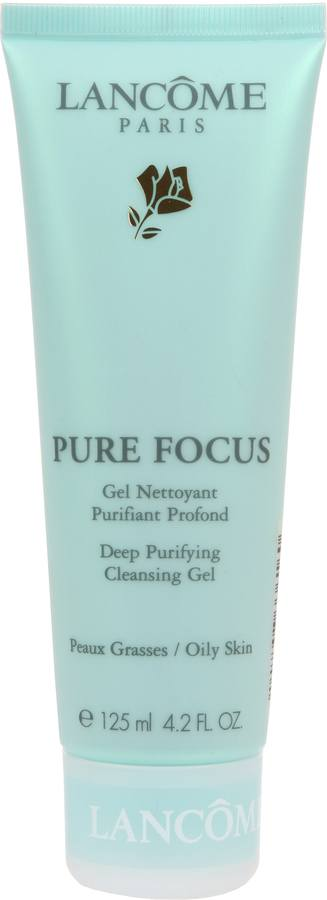 Lancôme Pure Focus Deep Purifying Cleansing Gel For Oily Skin 125ml