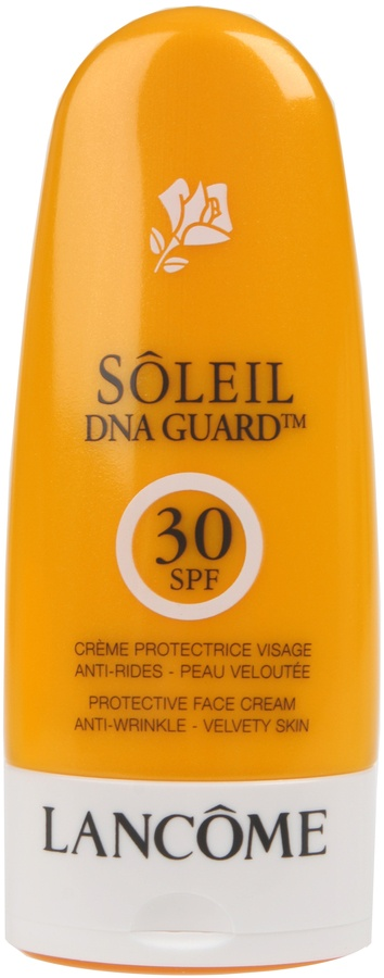 Lancôme Soleil Dna Guard Anti Wrinkle Protection Face Cream 50ml Spf 30