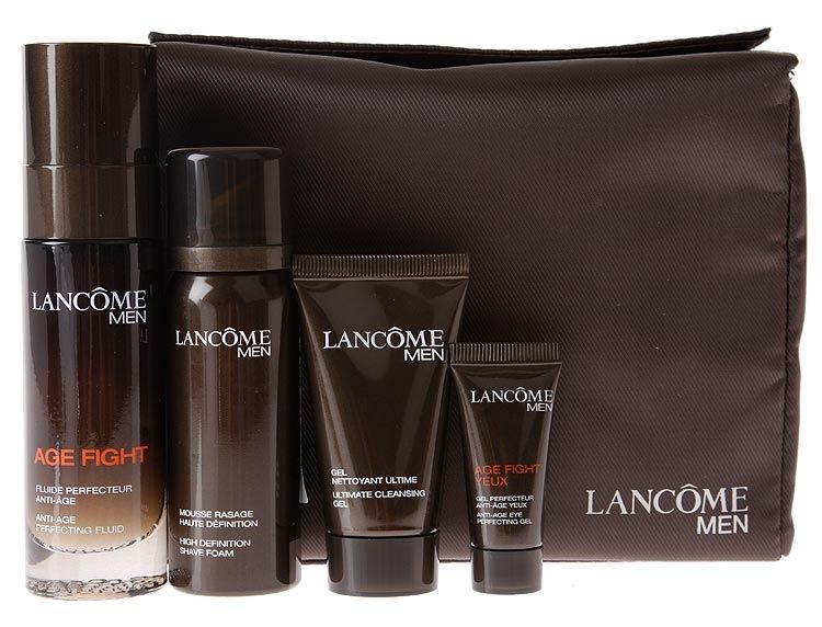 Lancôme Men Age Fight Gavesett 4 Deler