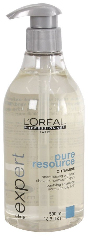 L'Oréal Professionnel Série Expert Pure Resource Shampoo 500ml