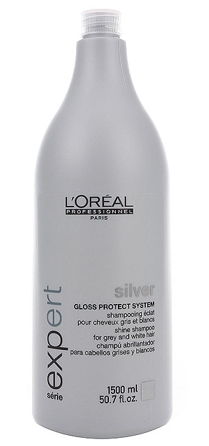 L'Oréal Professionnel Série Expert Silver Gloss Protect Shampoo 1500ml (up)