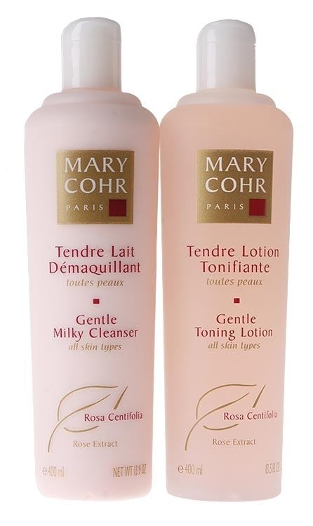 Mary Cohr Rensekit All Skin Types 2 X 400ml