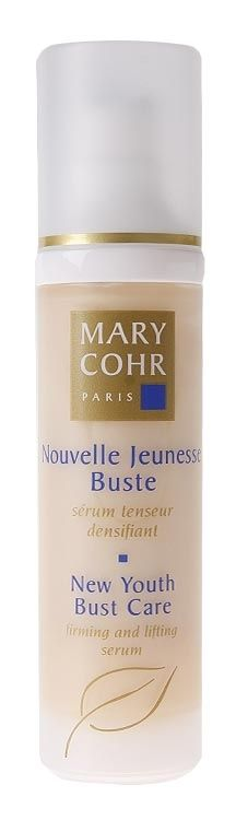 Mary Cohr New Youth Bust Care Firming And Lifting Serum 50ml