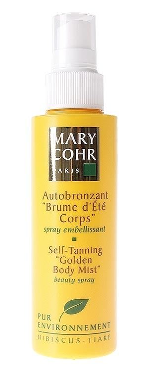 Mary Cohr Self Tanning Golden Body Mist 125ml