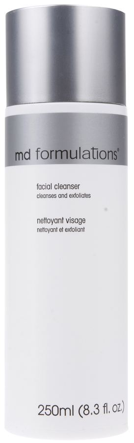 Md Formulations Facial Cleanser All Skin Types 250ml