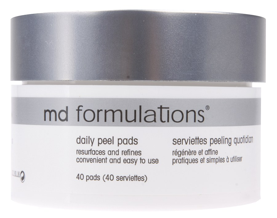 Md Formulations Daily Peel Pads 40stk
