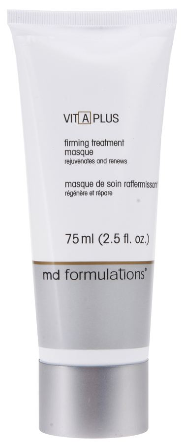 Md Formulations Vit A Plus Firming Treatment Masque All Skin Types 75ml