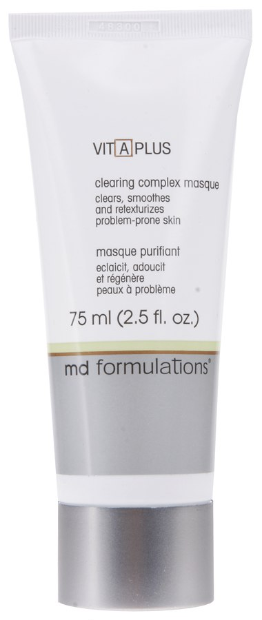 Md Formulations Vit A Plus  Clearing Complex Masque 75ml