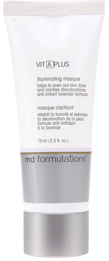 Md Formulations Vit A Plus Illuminating Masque All Skin Types 75ml