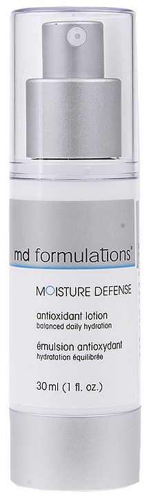 Md Formulations Moisture Defence Antioxidant Lotion All Skin Types 30ml