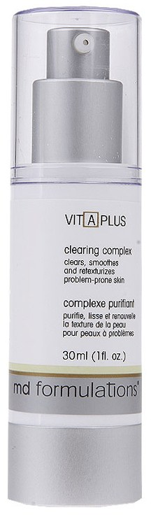 Md Formulations Vit A Plus Clearing Complex 30ml