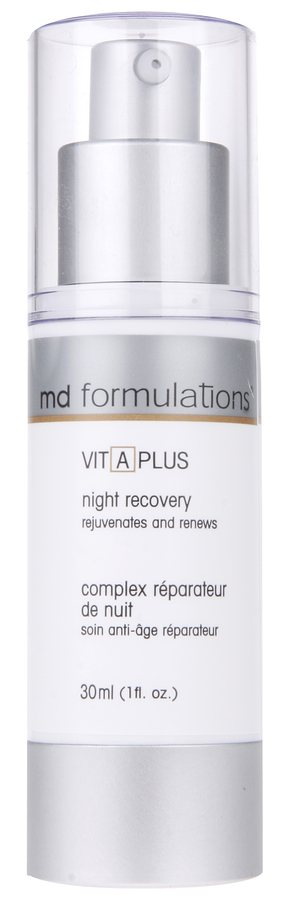 Md Formulations Vit A Plus Night Recovery All Skin Types 30ml
