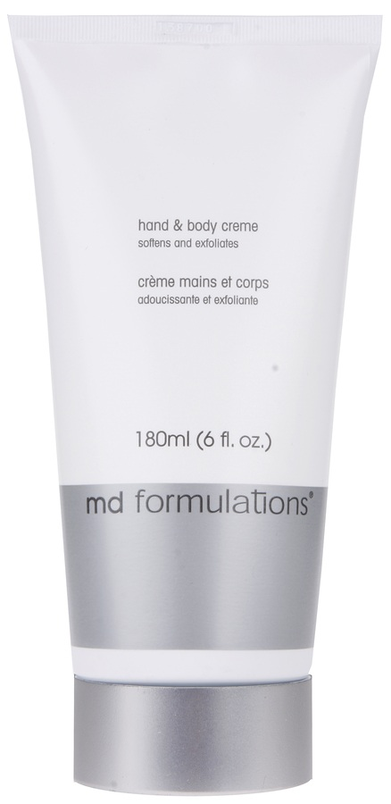Md Formulations Hand And Body Cream 180ml