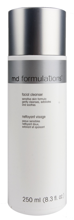 Md Formulations Facial Cleanser Sensitive Skin Formula 250ml