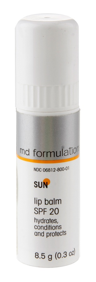 Md Formulations Sun  Lip Balm Spf20 8,5g