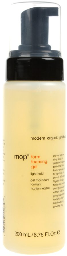 Mop Form Forming Gel Light Hold 200ml