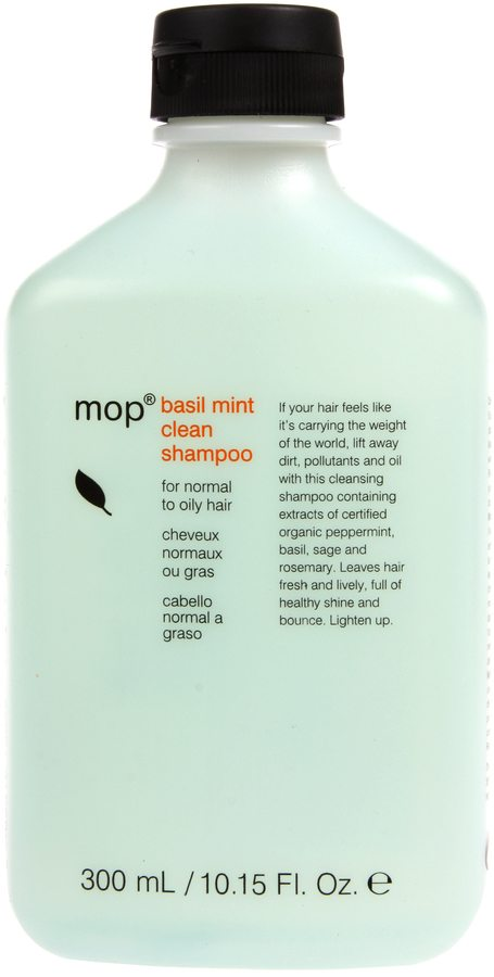 Mop Basil Mint Clean Shampoo 300ml