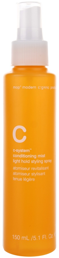 Mop C-system Conditioning Mist Light Hold Styling Spray 150 Ml