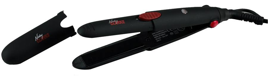 Nicky Clarke Compact Travel Straightener