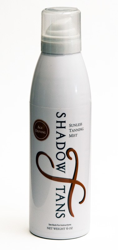 Shadow Tans Sunless Tanning Mist 200g