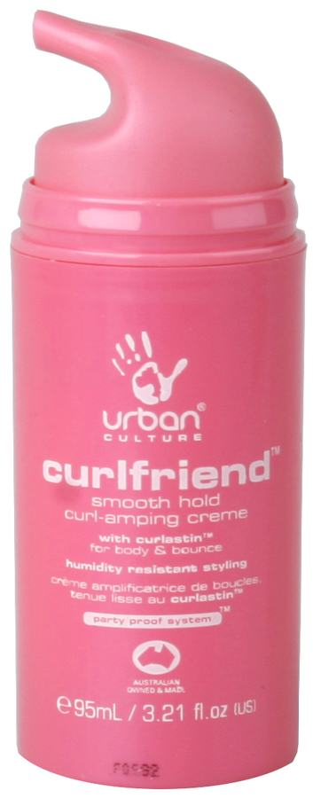 Urban Culture Curlfriend Smooth Hold Curl-amping Creme 95ml
