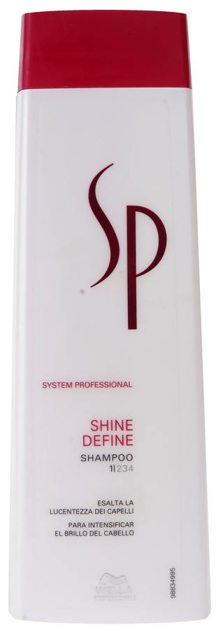 Wella Sp Shine Define Shampoo 250ml