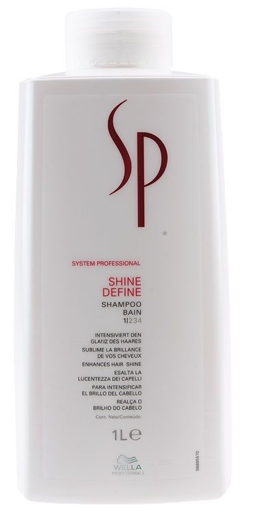 Wella Sp Shine Define Shampoo 1000ml