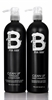 Tigi Bedhead For Men - B Clean Up Shampoo Og Balsam 2 X 750ml  (TIB0128)