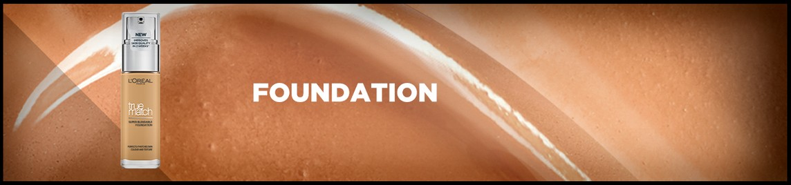 Foundation banner
